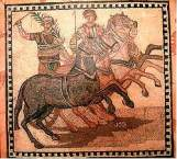 Courses de char dans l'Empiure romain