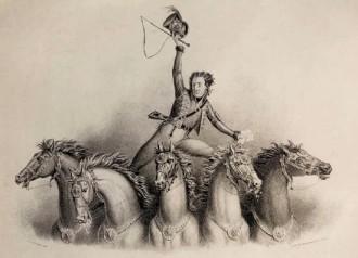 Philip Astley à Londres au XIXe siècle