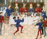 jonleur au Moyen Age