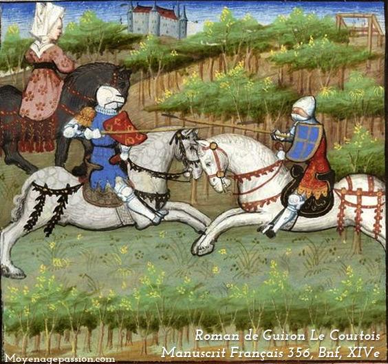 Les chevaliers (supplément Mots Croisés d'Archéo #7)